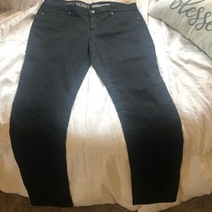 DKNY black pants. Never been worn